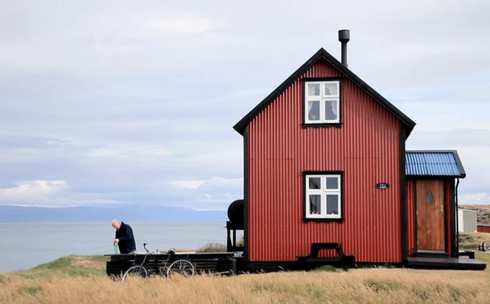 maison en bois - norvège
